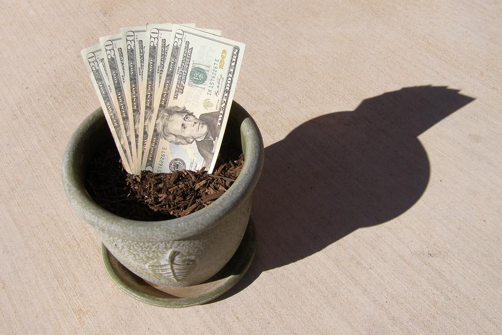 インデックス投資信託の複利効果